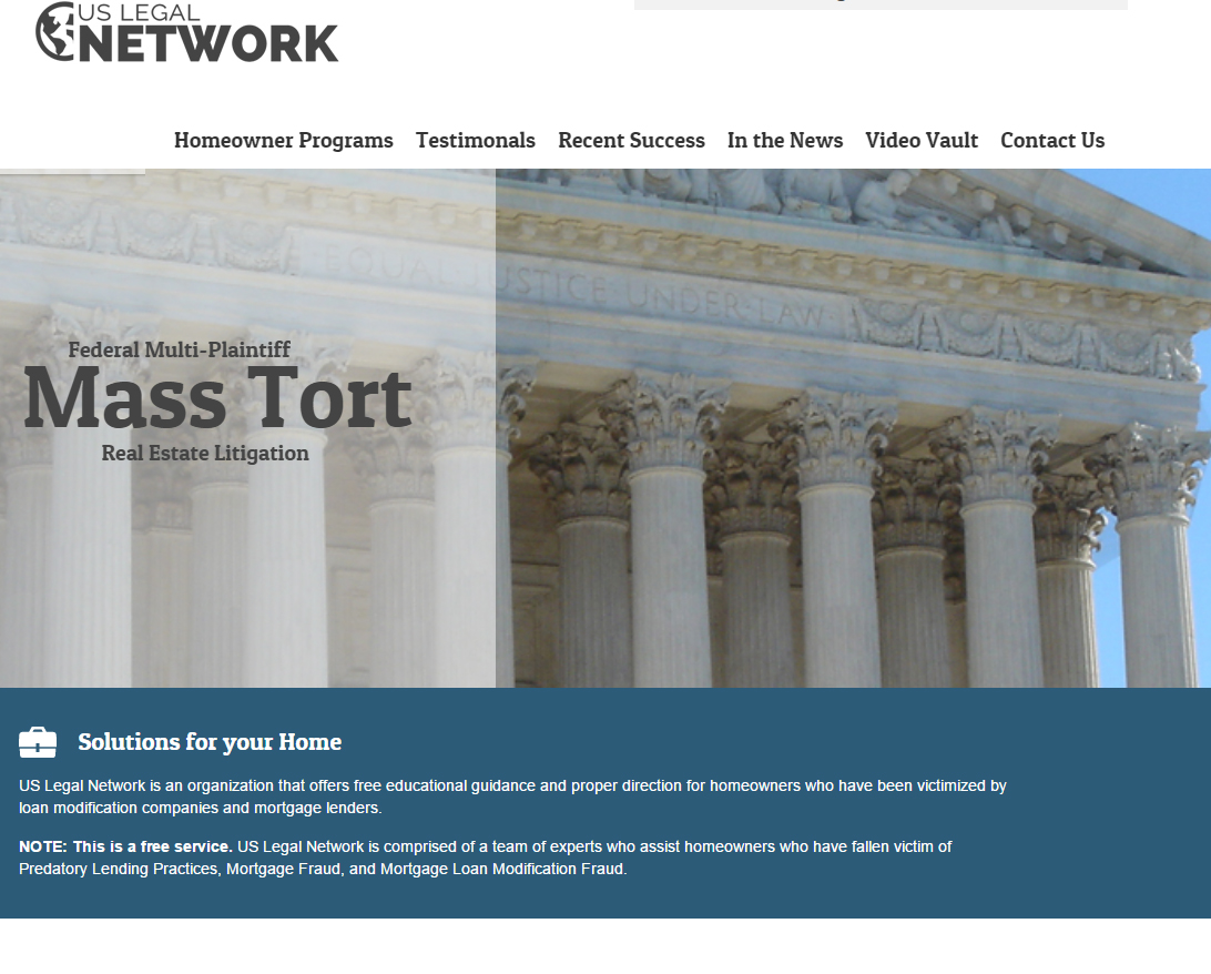 US Legal Network