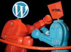 cms vs classic web design