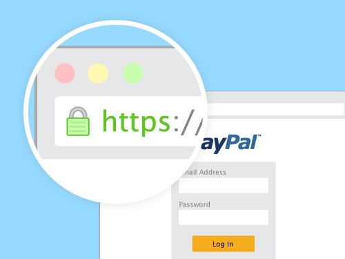 paypal https google security measures