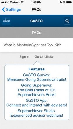 GuSTO Going Supernova Traits Optimizer