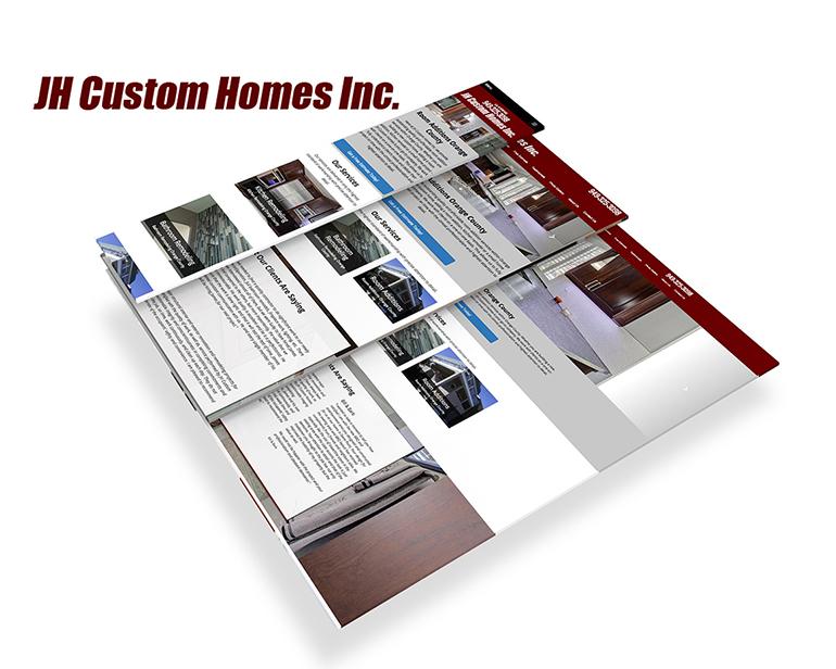 jh custom homes