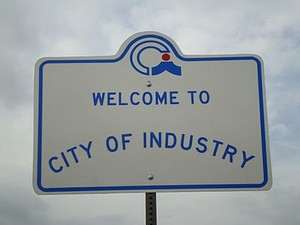 city-of-industry website design