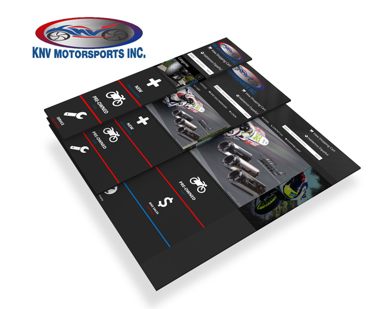 KNVMotorSports_Three-Responsive-logo