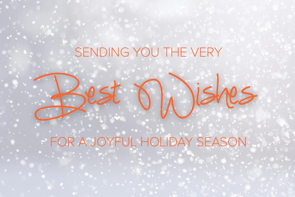 happy holidays wishes from Websitesdepot