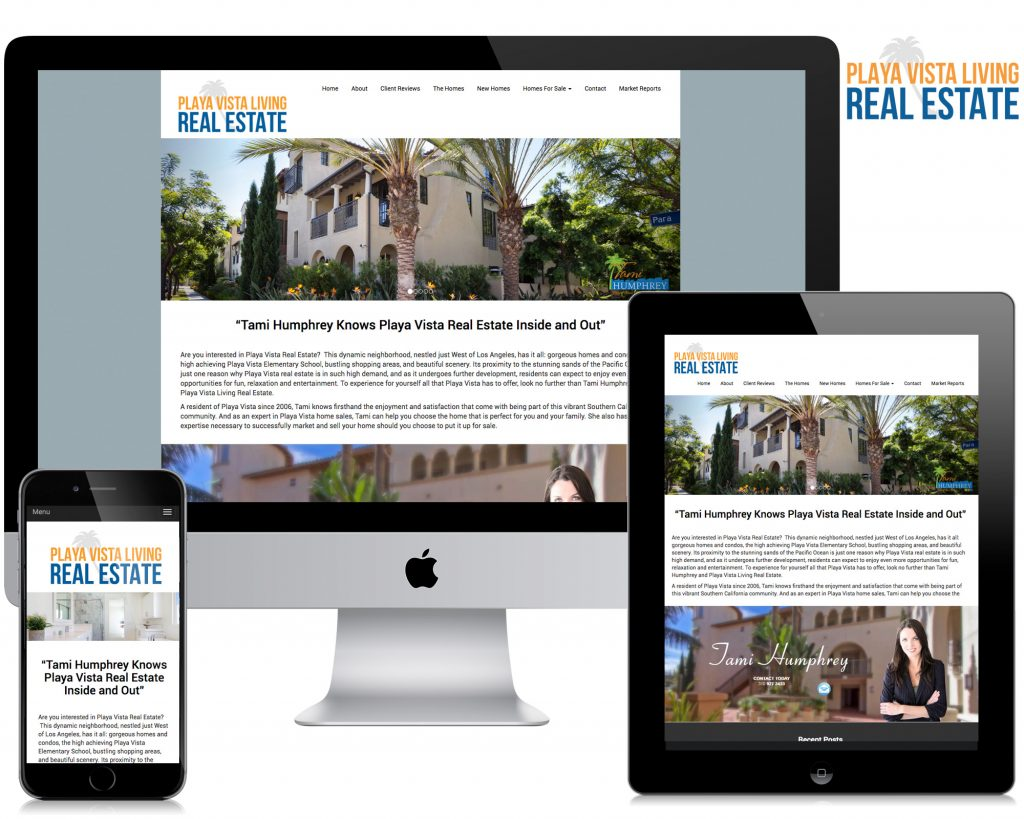 Responsive Web Design Los Angeles