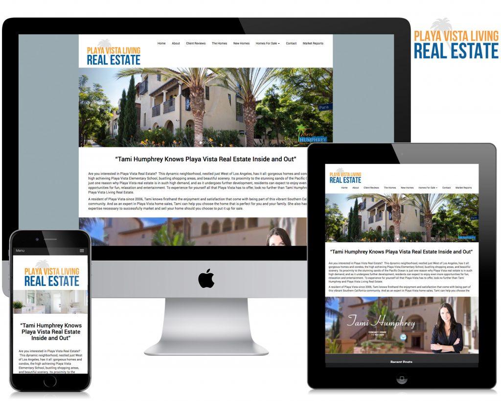 Responsive Web Design Los Angeles