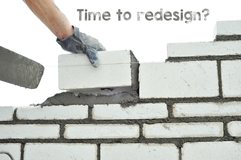 Why you Should Redesign your Website