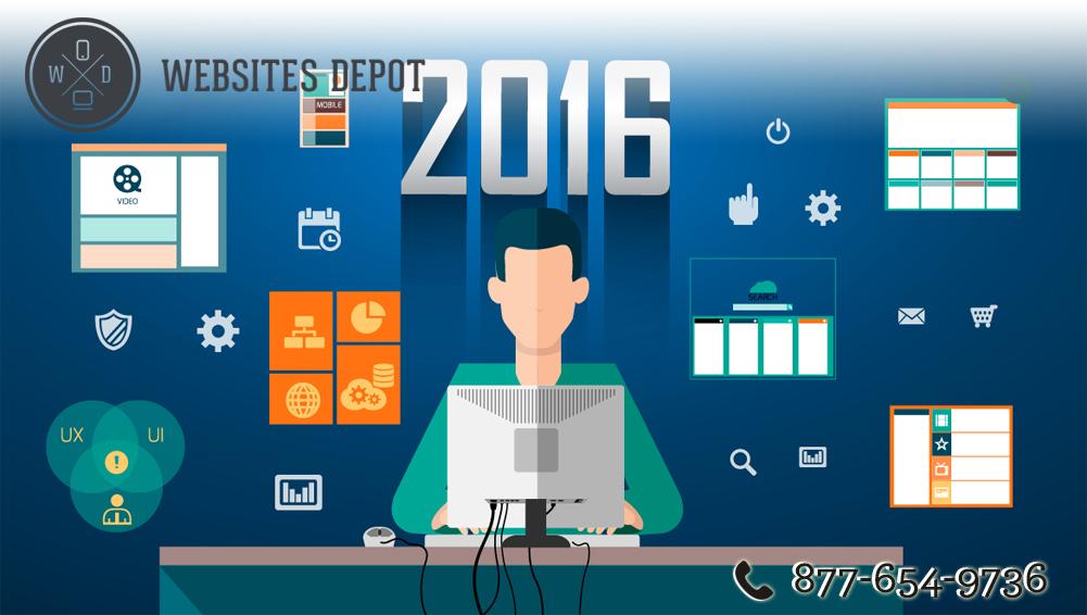 Web Design Trends eCommerce