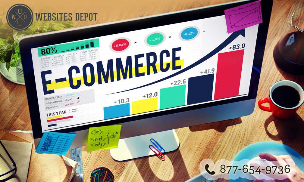 E-Commerce Web Design Los Angeles