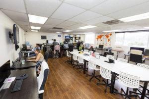 Website Depot Sunset office.