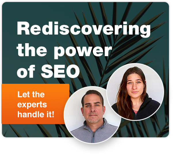 wd rediscover seo
