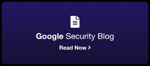 google security blog