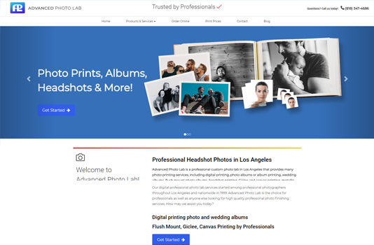 Advanced Photo Lab