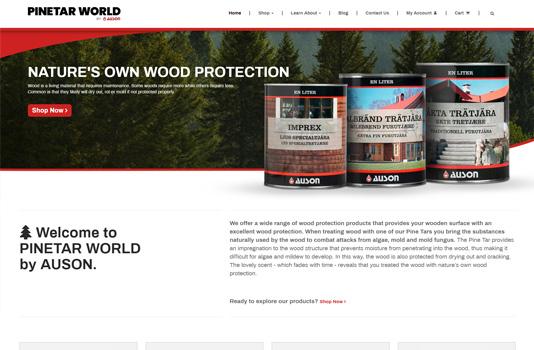 Pine Tar World