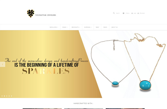 Tousi Jewelers Portfolio
