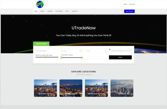 UTradeNow Portfolio