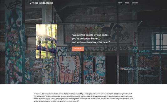 Vivian Badashian Portfolio
