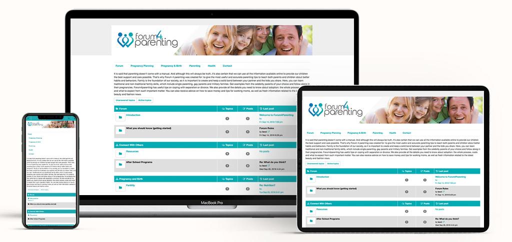 forumparenting responsive