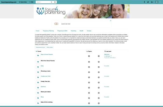 forum4parenting.com