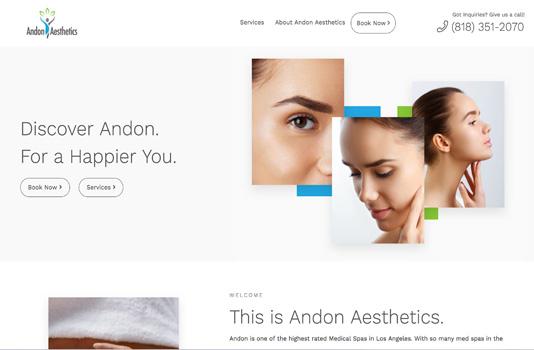 andonaesthetics