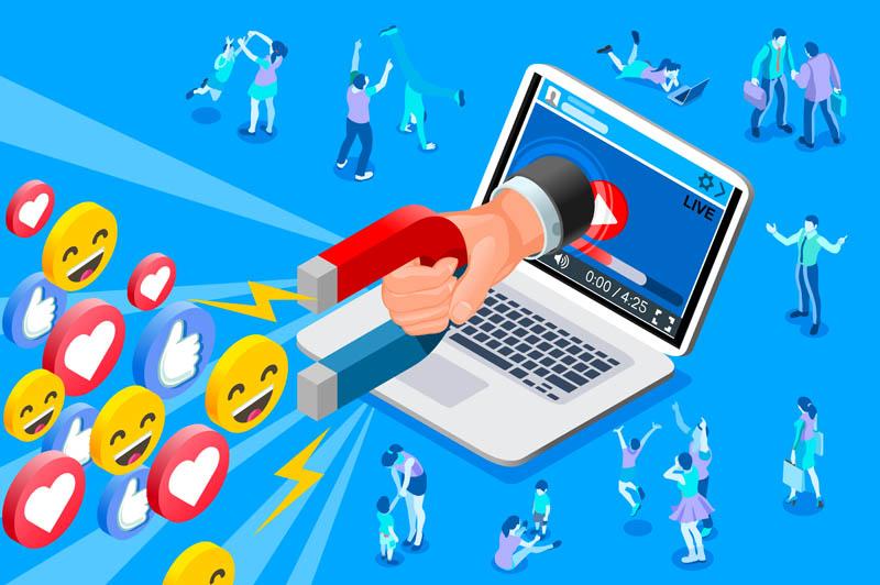 social media trends for