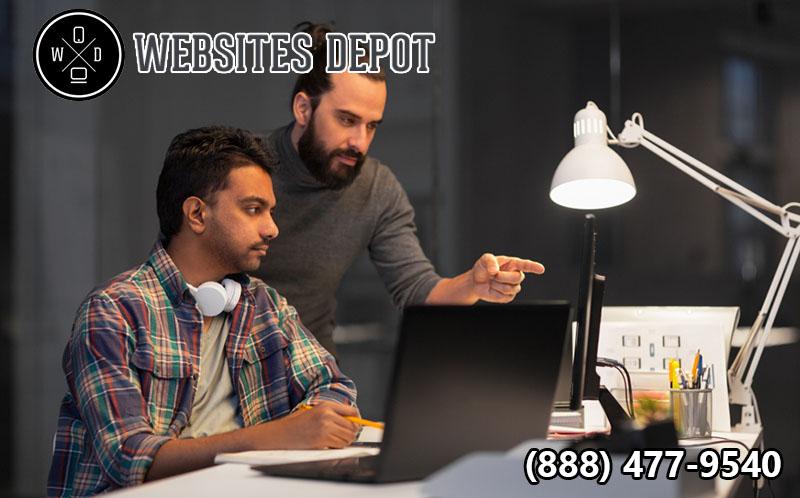a web designer