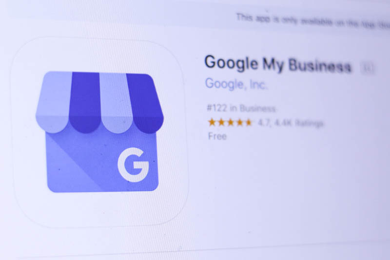 updates for google my business profile