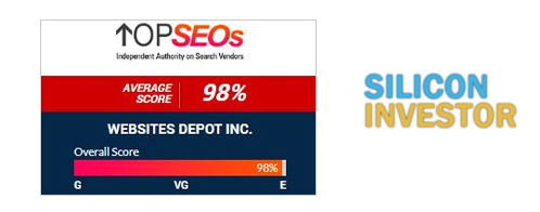 independent research site topseos ranks website depot among top web agencies in us