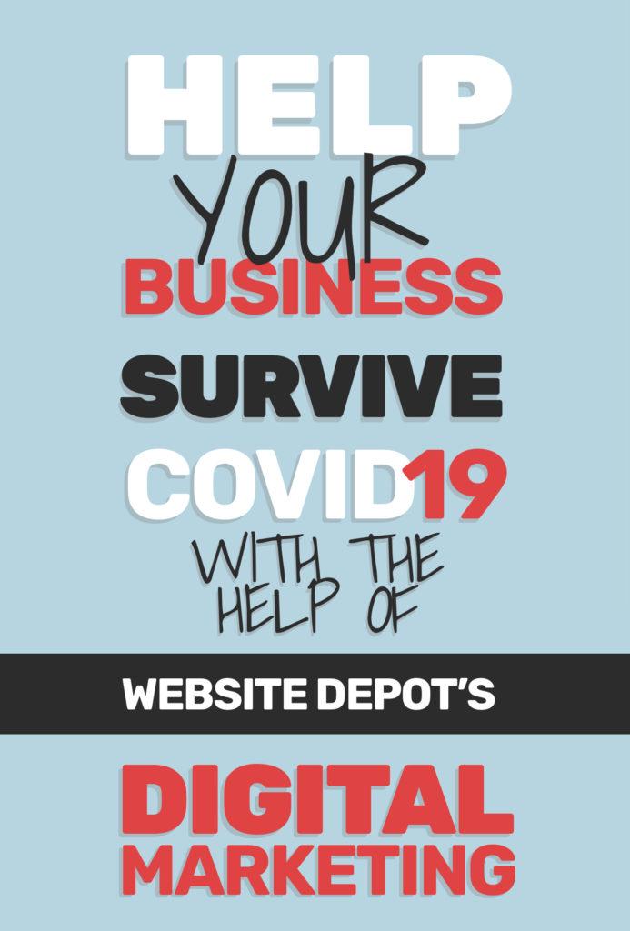 survive covid hero mobile
