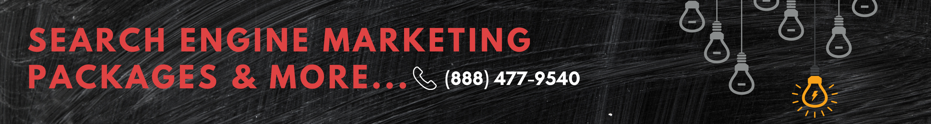 search engine marketing packages