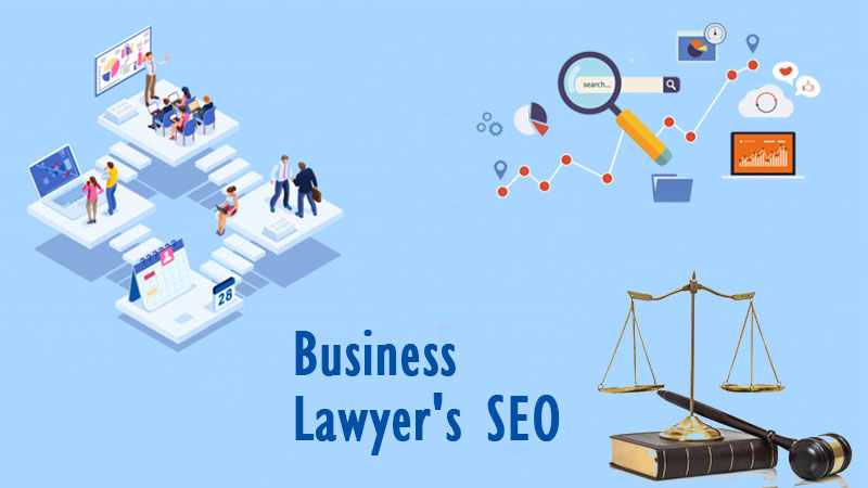 business lawyer's SEO