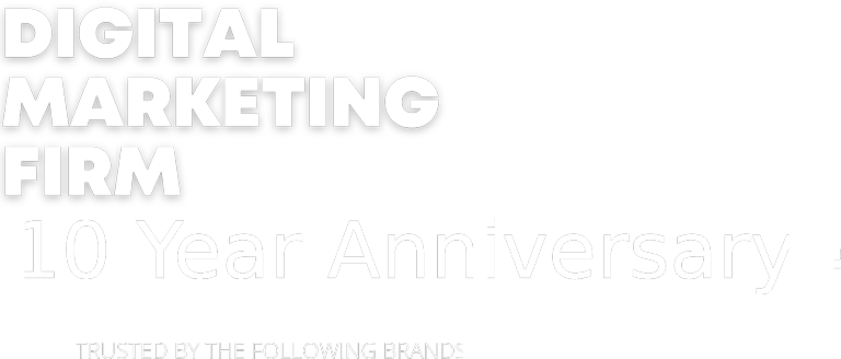 digital marketing anniversary  years website depot moibile